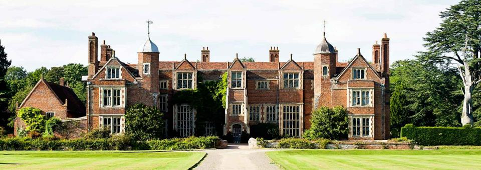 Kentwell Hall in Suffolk