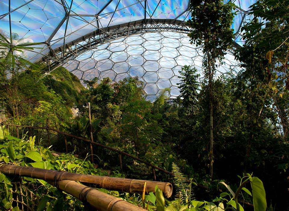 The Eden Project- Cornwall