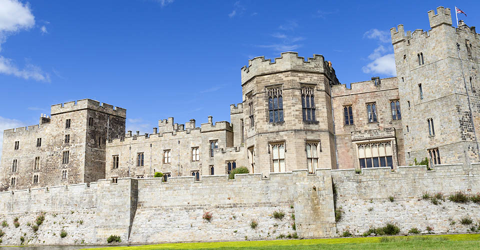 Raby Castle- Durham