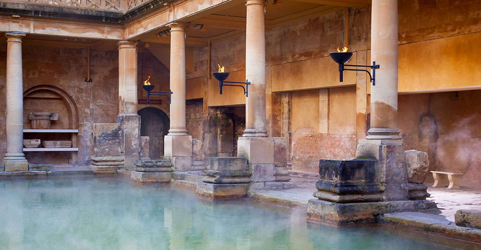 Roman Baths- Somerset