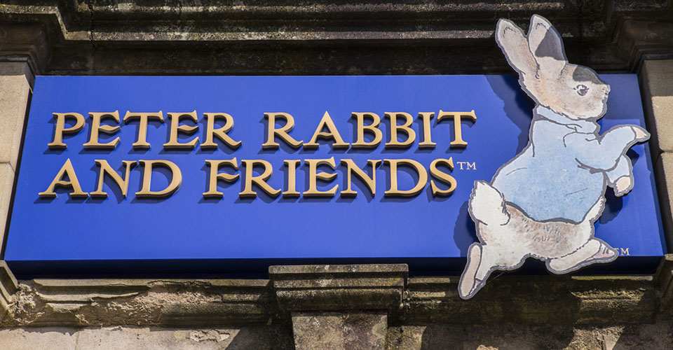 World of Beatrix Potter Shop