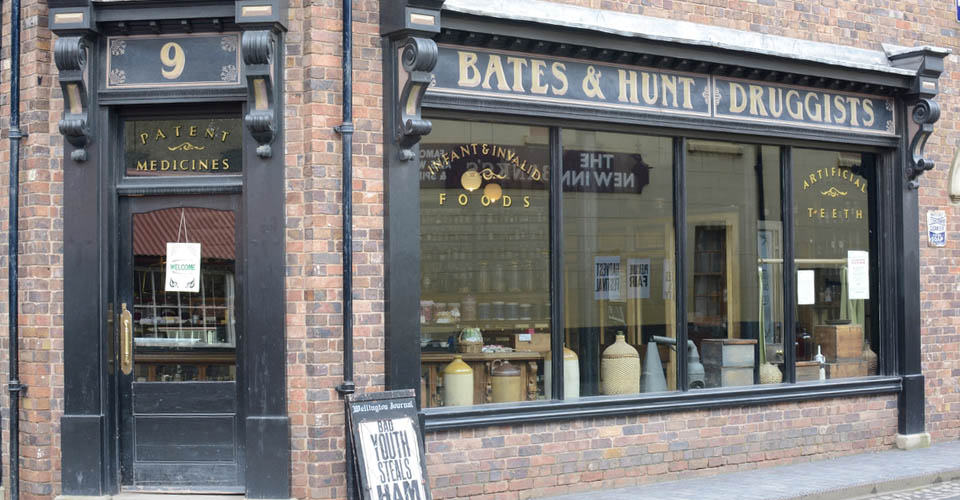Blists Hill Shop