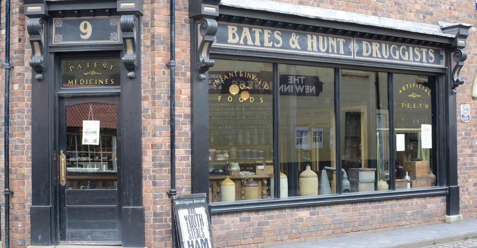 Blists Hill Shop
