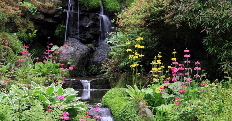 Bodnant Garden- Clwyd