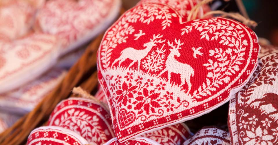 Christmas Market- Decorations