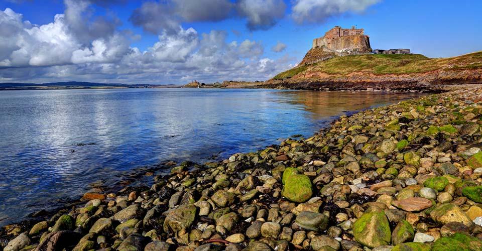 Lindisfarne Holy Island- Northumberland