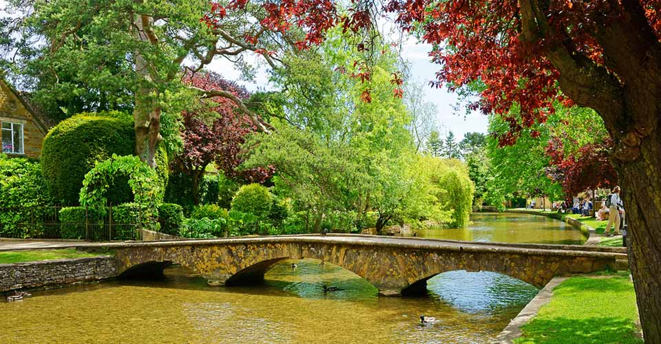 Bourton-On-The-Water- Gloucestershire