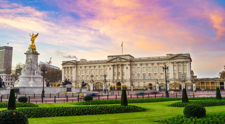 Buckingham Palace   The Tourist Trail