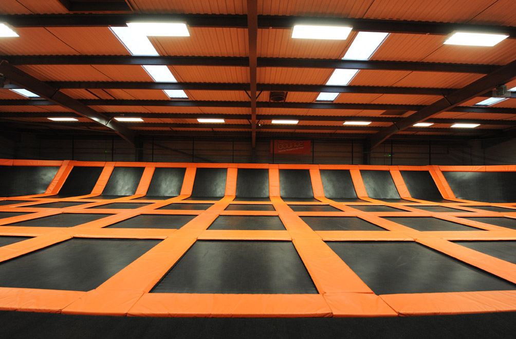 Bounce Indoor Trampoline Park Ipswich The Tourist Trail