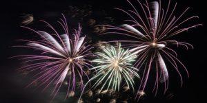 Downham Market fireworks