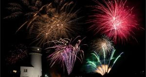 hunstanton fireworks
